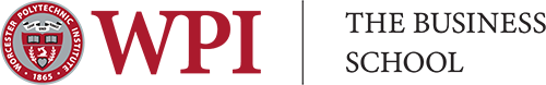 WPI - The Business School logo