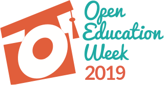 logo for Open Education Week