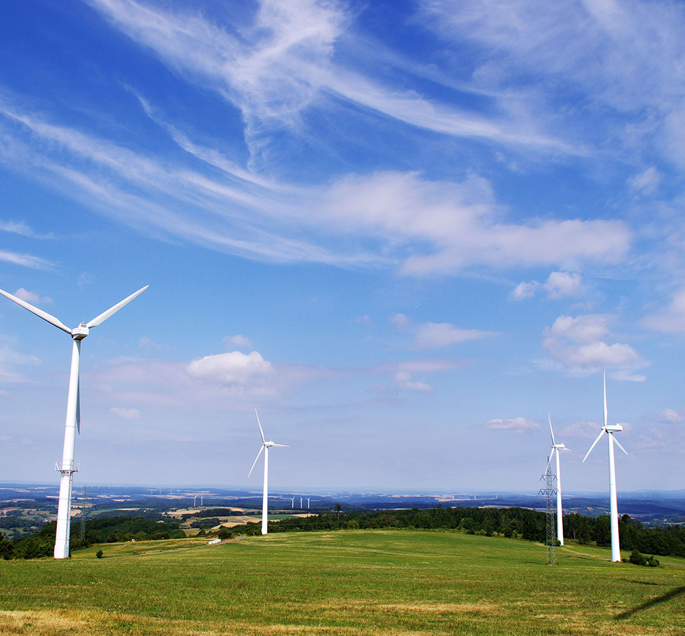 Power Systems Wind Mills