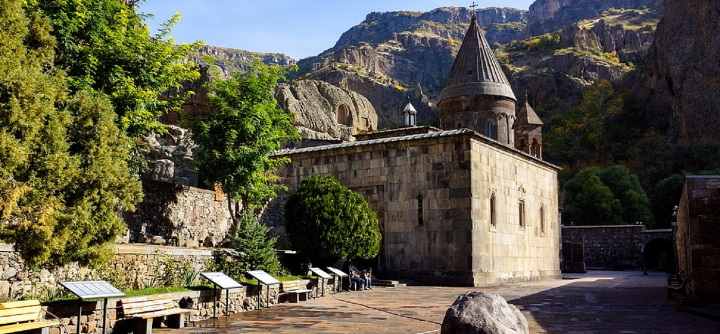 Yerevan, Armenia Project Center - IQP alt