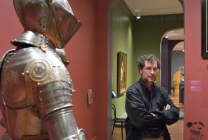 Jeffrey Forgeng holds a joint position as adjunct professor of Humanities and Arts at WPI and curator of the John Woodman Higgins Collection of Arms, Armor and Medieval Art at the Worcester Art Museum.