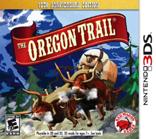The Oregon Trail 40th Anniversary Edition