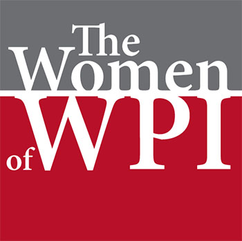 The Woman of WPI logo