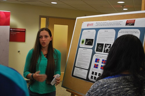 This year WPI held its inaugural Bioinformatics and Computational Biology Summer Research Experience for high school students.