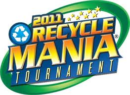 2011 Recycle Mania illustration