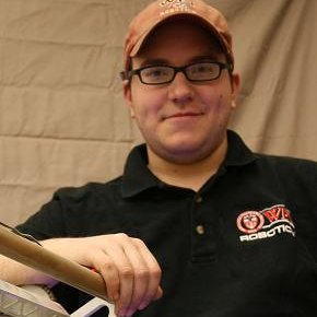"Paul Ventimigla '12, has some impressive robotics chops, and is described by a former advisor as ""an amazingly capable engineer."""