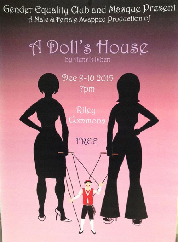 ibsen dolls house essay