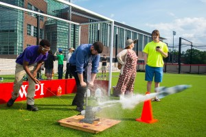 Annual Goddard Cup Water Rocket Competition