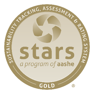 A picture of the STARs award.