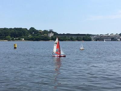 SailBot International Robotic Sailing Competition
