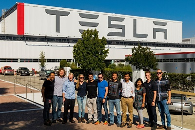 Tesla Co-op