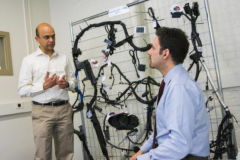 Professors Unite To Drive Autonomous Car Research News Wpi