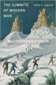 "Peter Hansen, author of ""The Summits of Modern Man: Mountaineering after the Enlightenment,"" was a consultant to the BBC documentary."