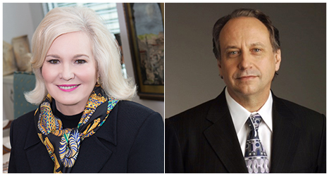 Deborah Wince-Smith and Rodney Brooks