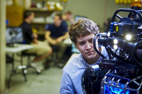 Robotics Engineering (PhD) | Academics | WPI