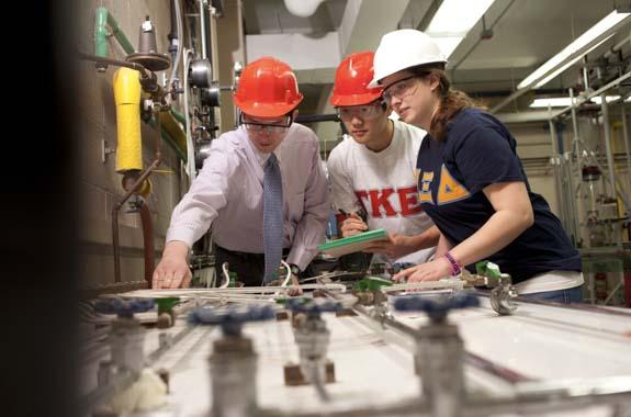 Chemical Engineering (MS) | Academics | WPI