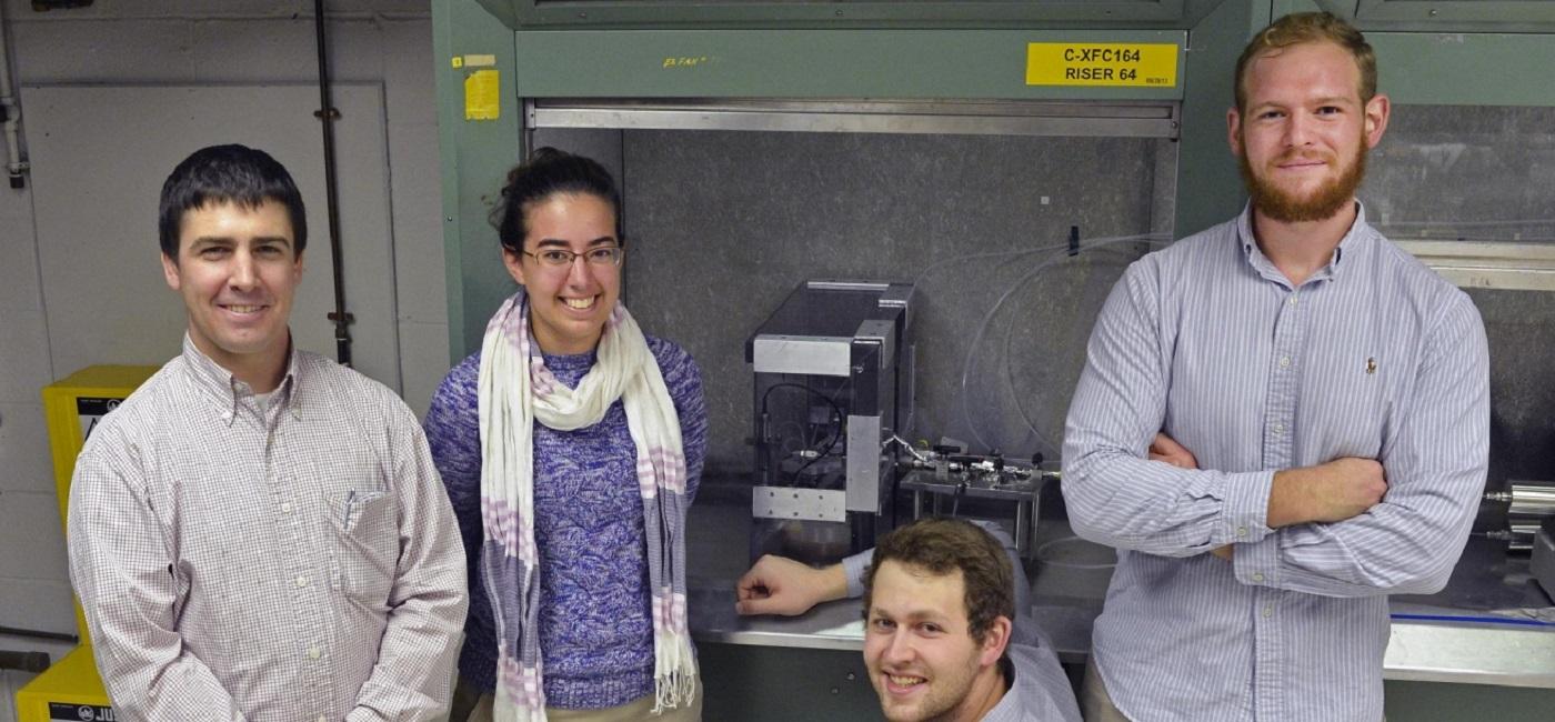 MIT Lincoln Laboratory-Lexington, Massachusetts Project Center - MQP alt