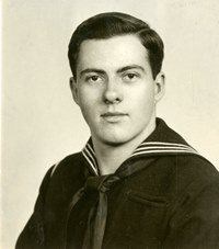 Grogan attended WPI as part of the U.S. Navy's V-12 program and served as an ensign during World War II.