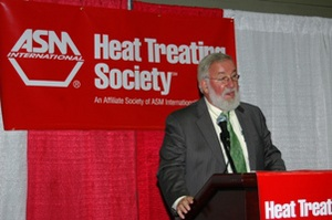 Sisson at the recent HTS General Membership Meeting in Detroit.