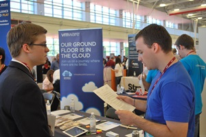 WPI students will have an opportunity to meet and network with nearly 200 companies.