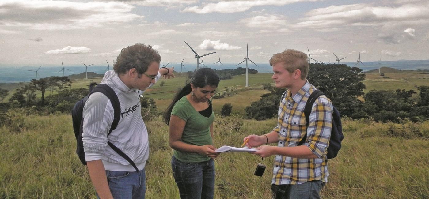 San Jose, Costa Rica Project Center - IQP alt
