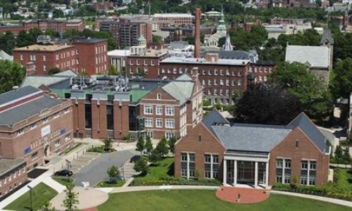 WPI campus alt