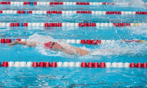 WPI swimmer alt