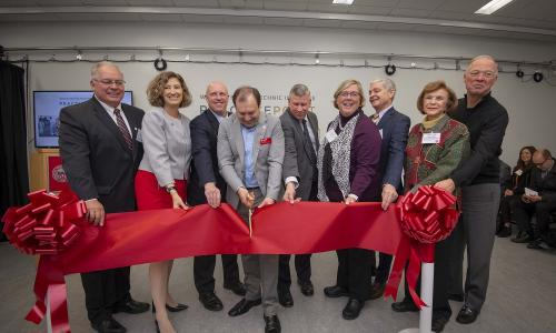 PracticePoint Ribbon Cutting