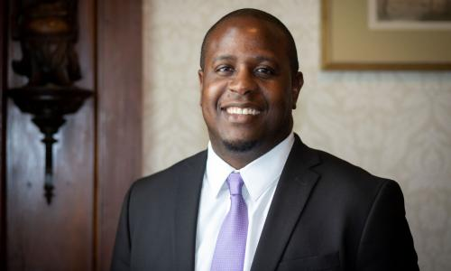 Kola Akindele AVP of External Relations and Strategic Partnerships.   alt