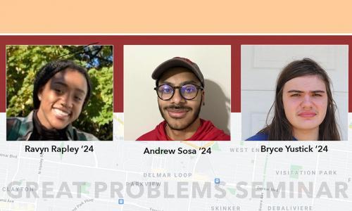 Great Problems Seminars team