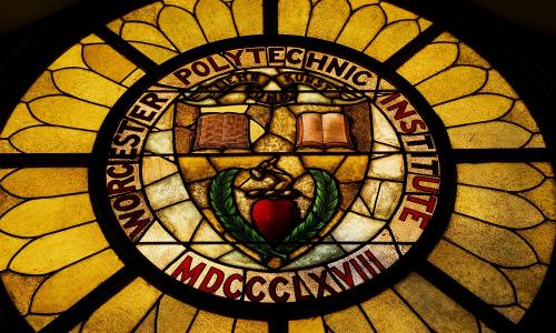 wpi stained glass