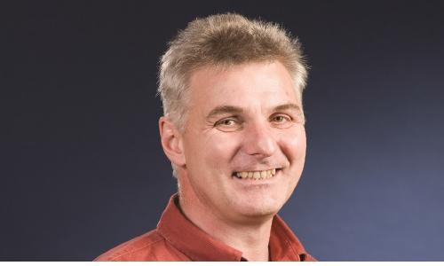 Arne Gericke, associate dean of undergraduate studies.