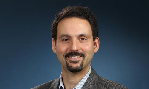 Alex Wyglinski, Assoc. Dean of Graduate Studies