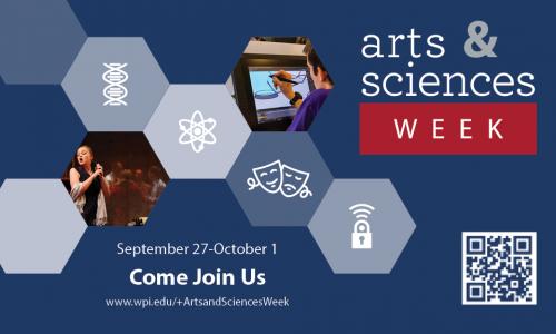 Arts & Sciences Week