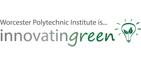 WPI Office of Sustainability Logo