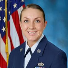 Staff Sergeant Ashley S. Thompson